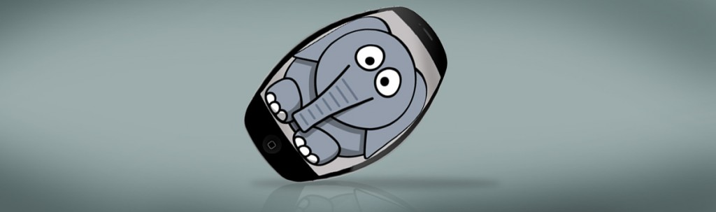 elephant-in-a-phone
